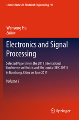 Hu, Wensong - Electronics and Signal Processing, ebook