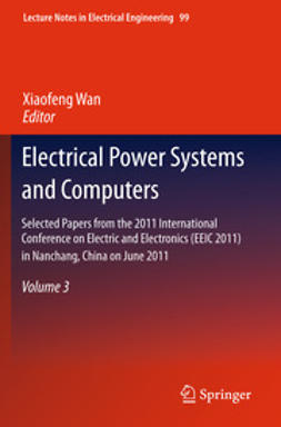 Wan, Xiaofeng - Electrical Power Systems and Computers, e-kirja
