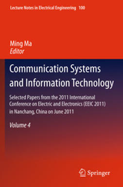 Ma, Ming - Communication Systems and Information Technology, e-bok