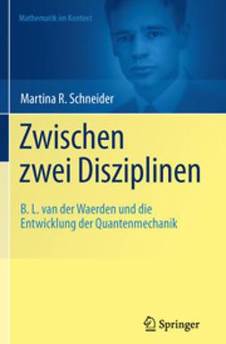 Schneider, Martina R. - Zwischen zwei Disziplinen, ebook