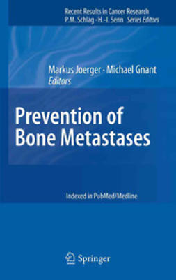 Joerger, Markus - Prevention of Bone Metastases, ebook