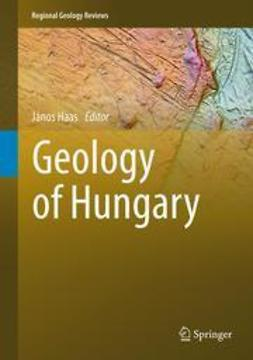 Haas, Janós - Geology of Hungary, e-bok