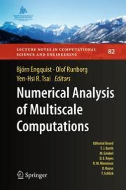 Engquist, Björn - Numerical Analysis of Multiscale Computations, ebook