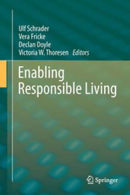 Schrader, Ulf - Enabling Responsible Living, e-bok