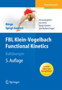 Bürge, Elisabeth - FBL Klein-Vogelbach Functional Kinetics Ballübungen, ebook