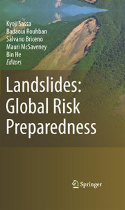 Sassa, Kyoji - Landslides: Global Risk Preparedness, ebook
