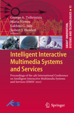 Tsihrintzis, George A. - Intelligent Interactive Multimedia Systems and Services, ebook