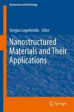 Logothetidis, Stergios - Nanostructured Materials and Their Applications, e-bok