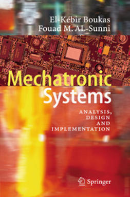 Boukas, El-Kébir - Mechatronic Systems, ebook