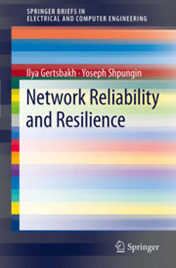 Gertsbakh, Ilya - Network Reliability and Resilience, ebook
