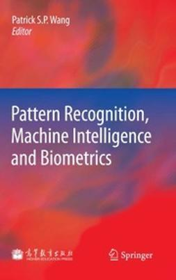 Wang, Patrick S. P. - Pattern Recognition, Machine Intelligence and Biometrics, e-kirja