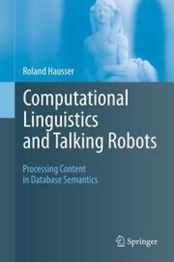 Hausser, Roland - Computational Linguistics and Talking Robots, ebook