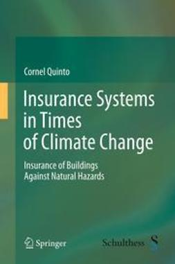 Quinto, Cornel - Insurance Systems in Times of Climate Change, ebook