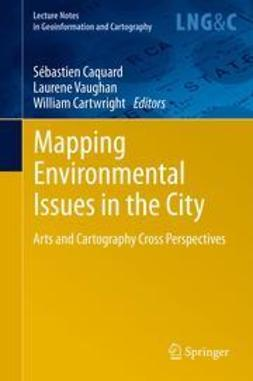 Caquard, Sébastien - Mapping Environmental Issues in the City, ebook