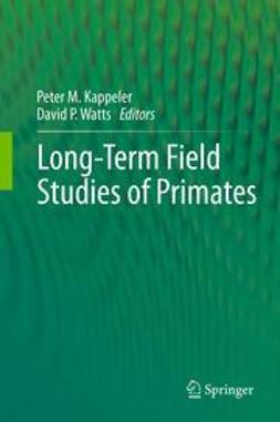Kappeler, Peter M. - Long-Term Field Studies of Primates, e-kirja