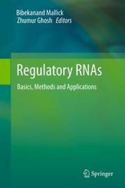 Mallick, Bibekanand - Regulatory RNAs, e-bok