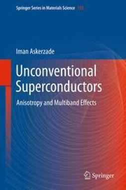 Askerzade, Iman - Unconventional Superconductors, ebook