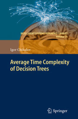 Chikalov, Igor - Average Time Complexity of Decision Trees, ebook