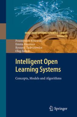 Różewski, Przemysław - Intelligent Open Learning Systems, ebook
