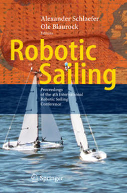 Schlaefer, Alexander - Robotic Sailing, ebook