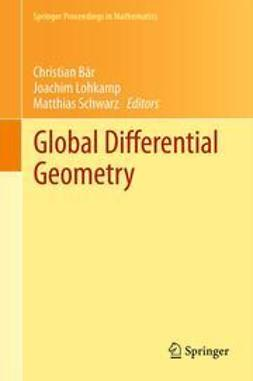 Bär, Christian - Global Differential Geometry, e-bok