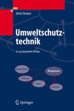 Förstner, Ulrich - Umweltschutztechnik, ebook