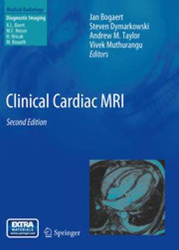 Bogaert, Jan - Clinical Cardiac MRI, e-bok