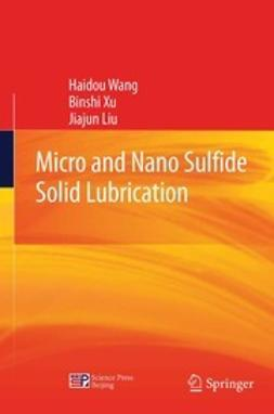 Wang, Haidou - Micro and Nano Sulfide Solid Lubrication, ebook