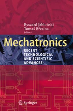 Jabloński, Ryszard - Mechatronics, ebook