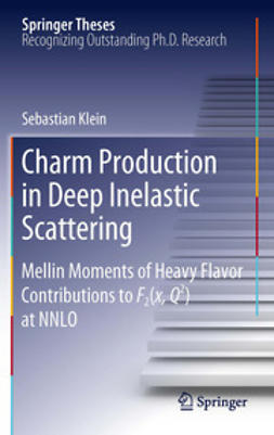 Klein, Sebastian - Charm Production in Deep Inelastic Scattering, ebook