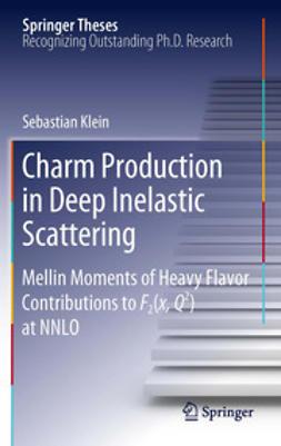 Klein, Sebastian - Charm Production in Deep Inelastic Scattering, ebook