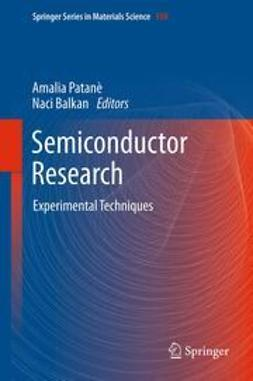 Patane, Amalia - Semiconductor Research, ebook