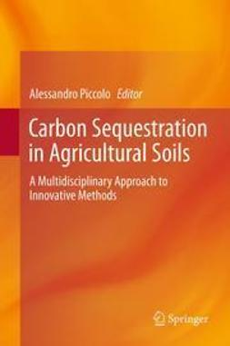 Piccolo, Alessandro - Carbon Sequestration in Agricultural Soils, ebook
