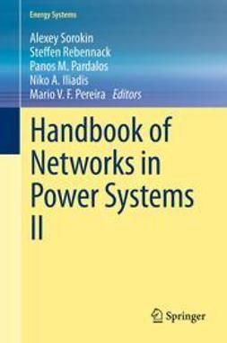 Iliadis, Niko A. - Handbook of Networks in Power Systems II, e-kirja