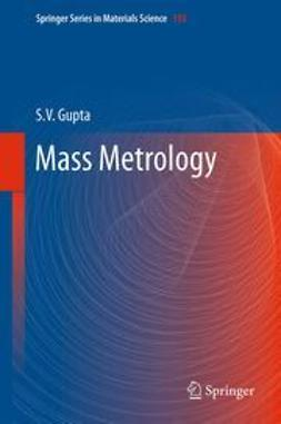 Gupta, S. V. - Mass Metrology, ebook