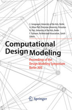 Gengnagel, Christoph - Computational Design Modelling, ebook