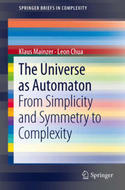 Mainzer, Klaus - The Universe as Automaton, ebook