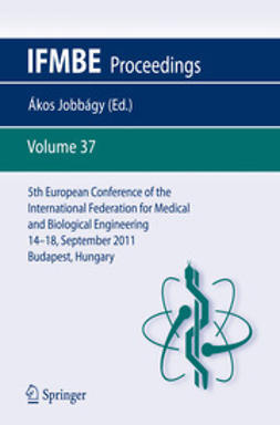 Jobbágy, Ákos - 5th European Conference of the International Federation for Medical and Biological Engineering, e-bok