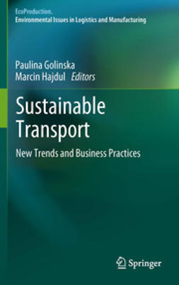 Golinska, Paulina - Sustainable Transport, e-bok