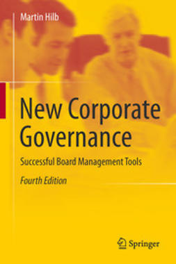 Hilb, Martin - New Corporate Governance, ebook