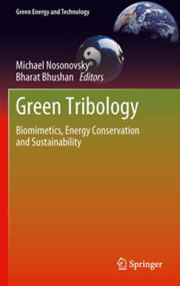 Nosonovsky, Michael - Green Tribology, ebook