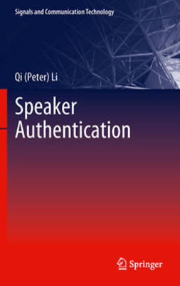 Li, Qi (Peter) - Speaker Authentication, ebook