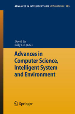 Jin, David - Advances in Computer Science, Intelligent System and Environment, e-bok
