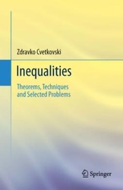 Cvetkovski, Zdravko - Inequalities, ebook