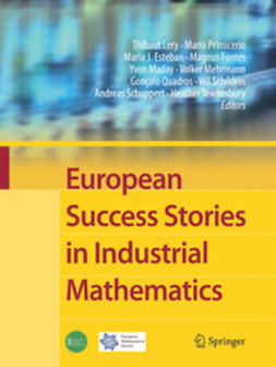 Lery, Thibaut - European Success Stories in Industrial Mathematics, ebook