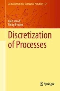 Jacod, Jean - Discretization of Processes, ebook