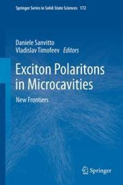 Timofeev, Vladislav - Exciton Polaritons in Microcavities, ebook
