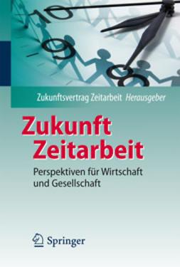 Dinges, Andreas - Zukunft Zeitarbeit, ebook