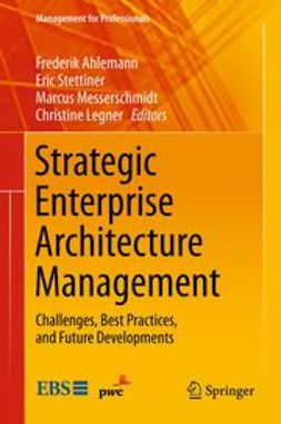 Ahlemann, Frederik - Strategic Enterprise Architecture Management, ebook