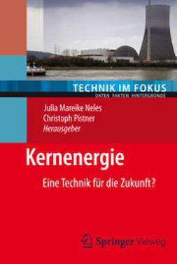 Neles, Julia Mareike - Kernenergie, ebook
